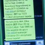 Jak zablokować reklamy sms od operatora sieci?