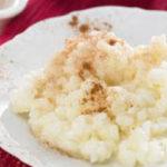Wartości odżywcze - Deser ryżowy