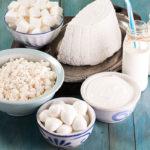 Wartości odżywcze - Ser twarogowy chudy