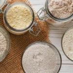 Wartości odżywcze - Skrobia kukurydziana