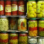 Wartości odżywcze - Ogórek kwaszony