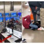Dwie kobiety pobiły się w sklepie - poszło o konsolę PlayStation 5