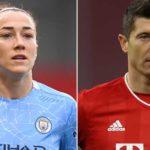 Robert Lewandowski i Lucy Bronze zawodnikami roku w konkursie Best FIFA Football Awards